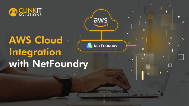 AWS Cloud Integration with NetFoundry image