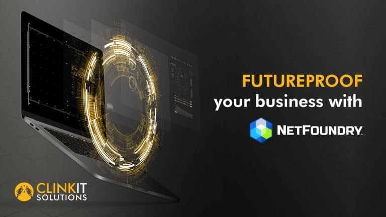 Future Proof Your Business With NetFoundry