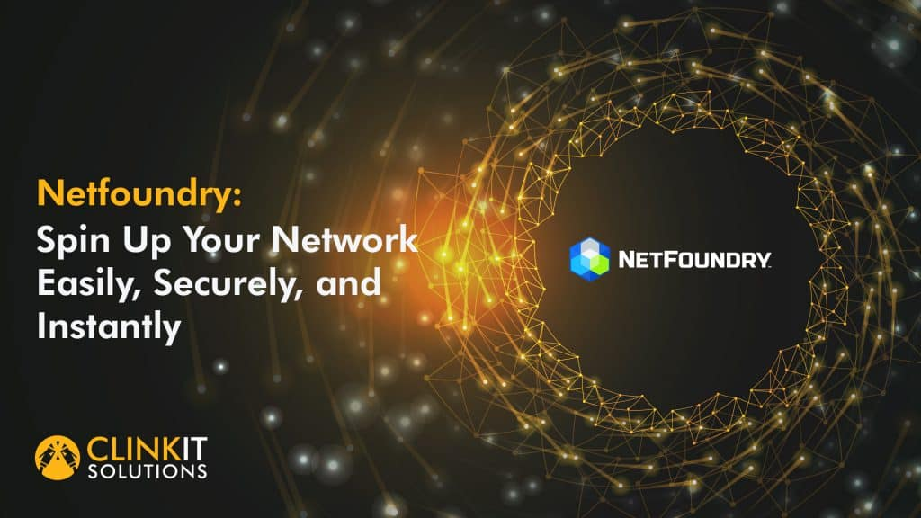 Netfoundry: Spin Up Your Network Easily, Securely, and Instantly image