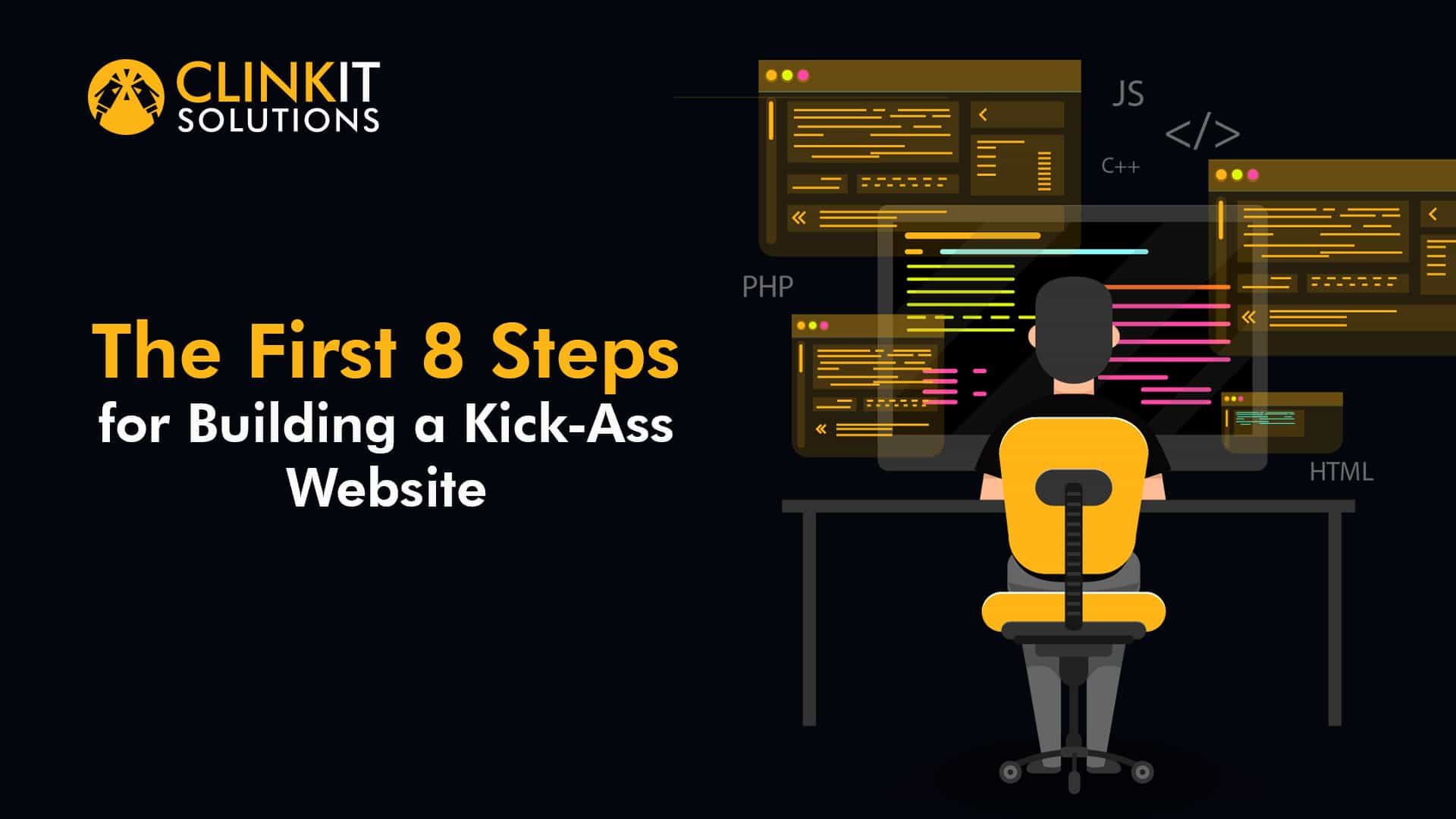 The First 8 Steps for Building a Kick-Ass Website