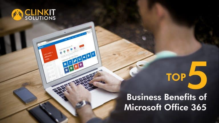top 5 business benefits office 365