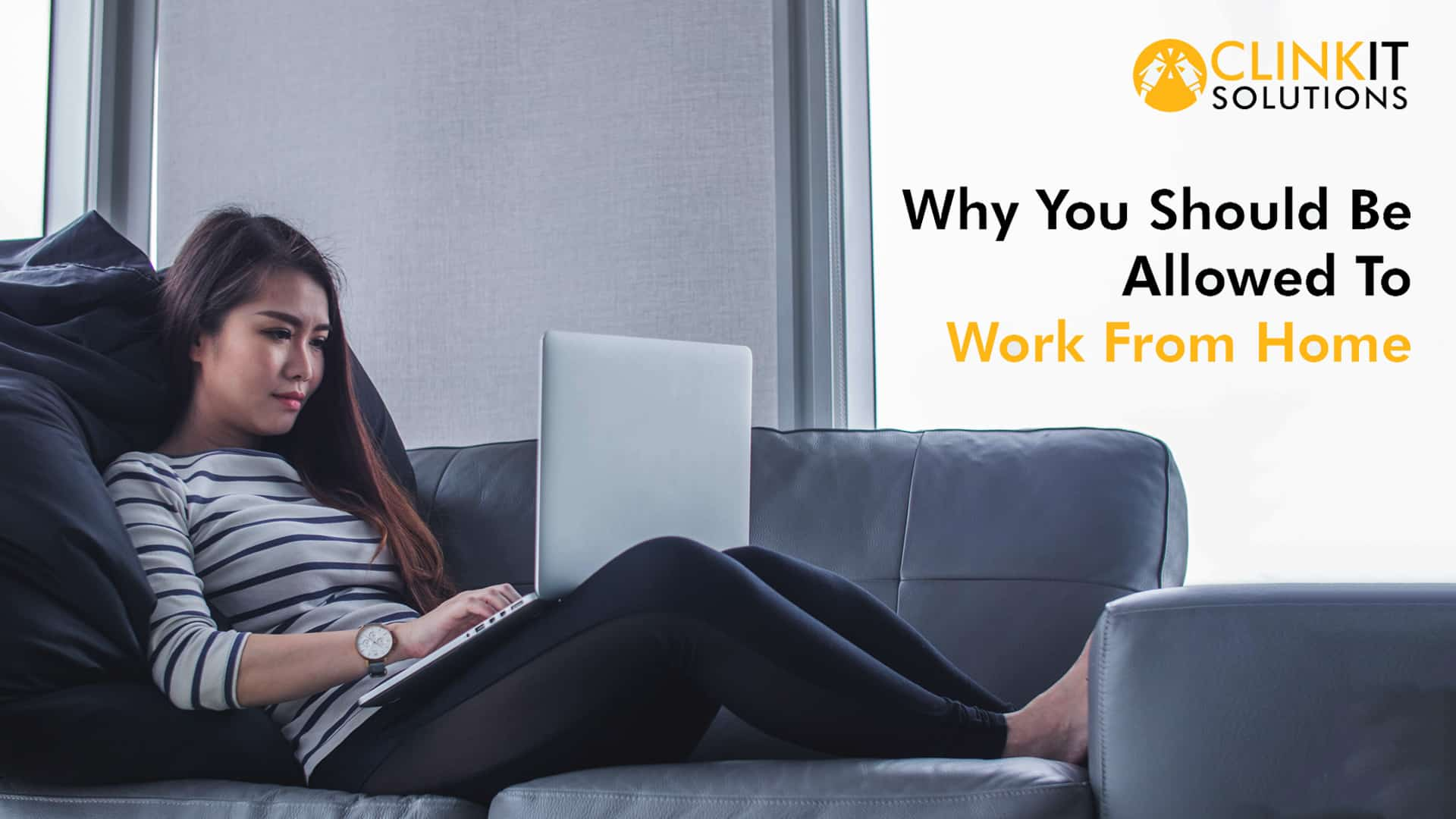 Why You Should Allow Your Employees to Work from Home