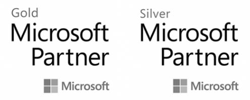 microsoft partner gold silver