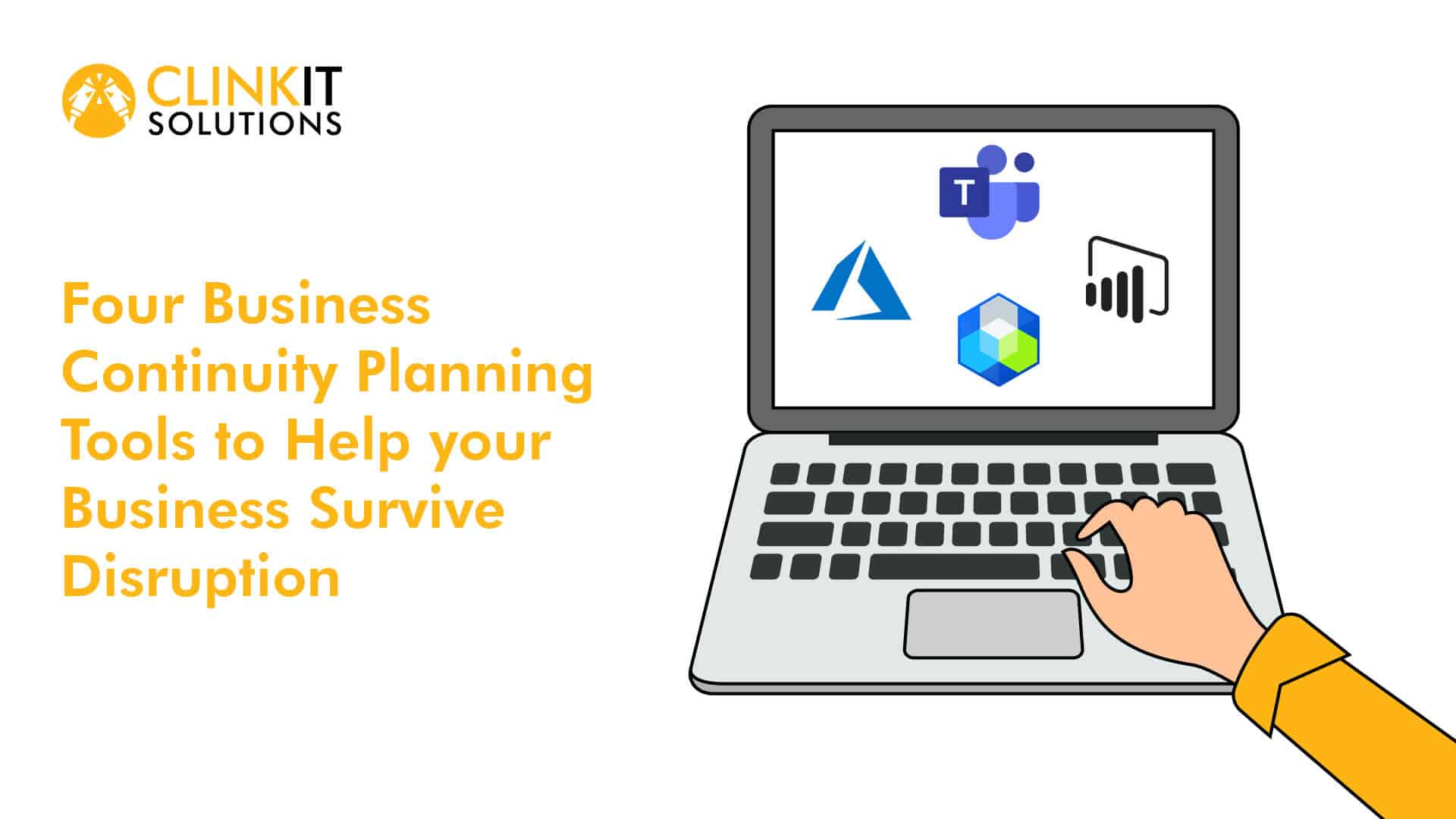 Four Business Continuity Planning Tools to Help your Business Survive Disruption