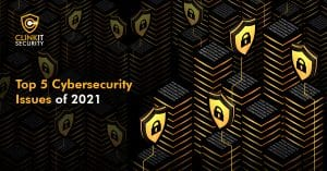 Top 5 Cybersecurity Issues Of 2021